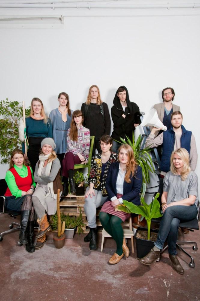 The Reykjavík Grapevine Design Awards 2013