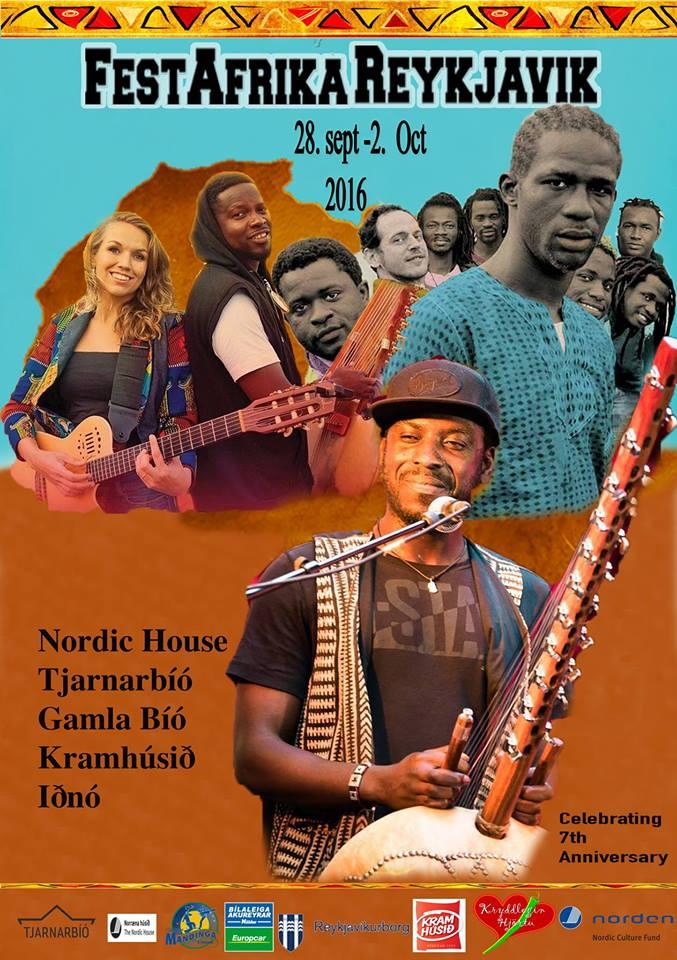 Happening This Week: Fest Afrika Reykjavík
