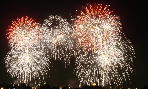 Pollution From Fireworks Comparable To Volcanic Eruption