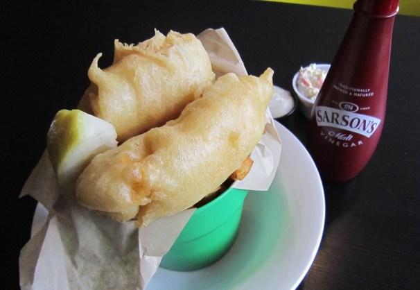 Akureyri Fish n Chips by Ragnar Egillson