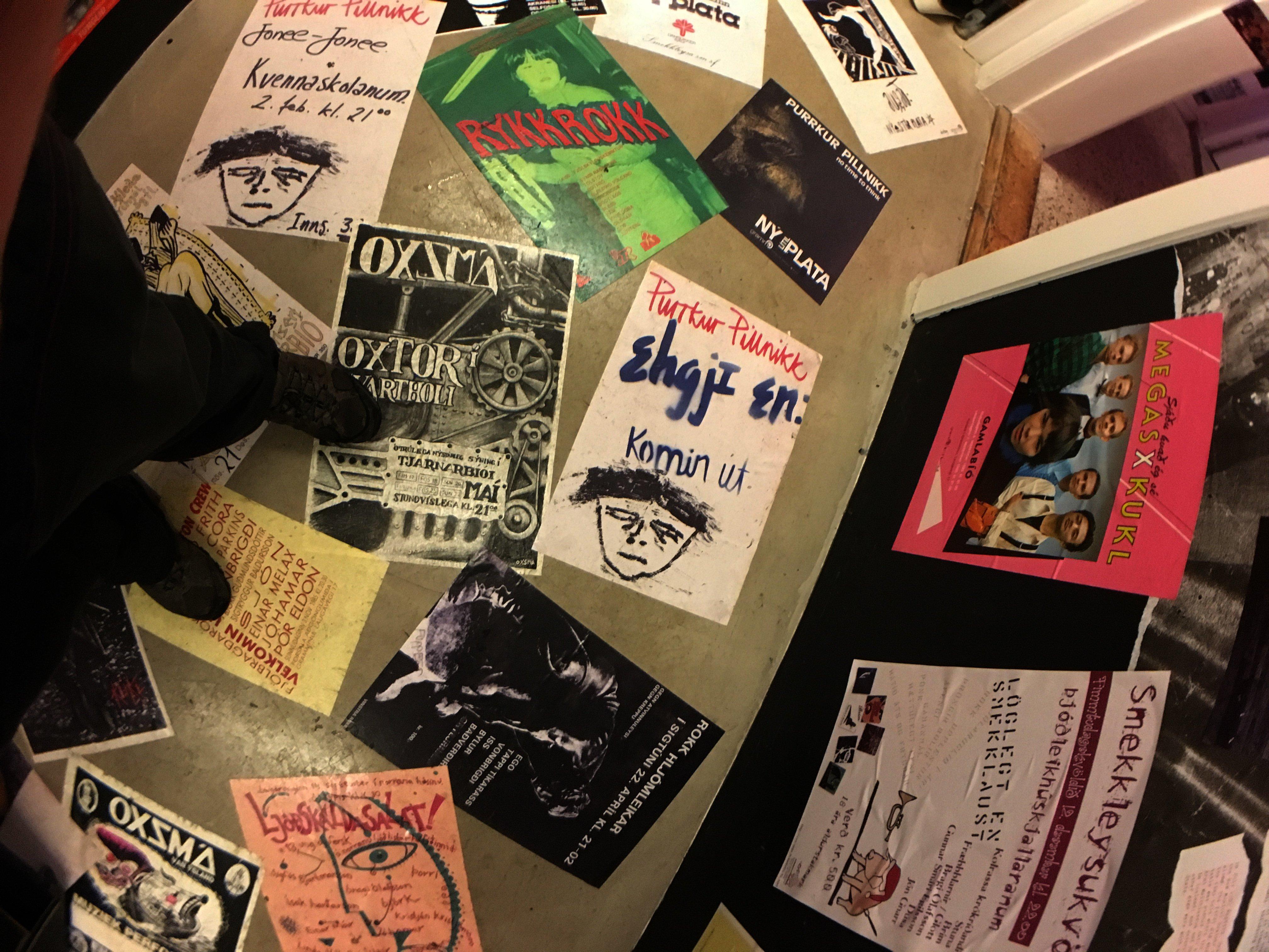 f02776347b Keep it Underground  The Icelandic Punk Museum Opens - The Reykjavik  Grapevine