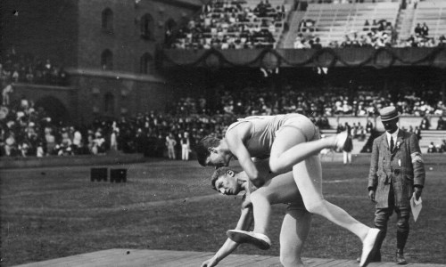 The Bizarre Inclusion Of Glíma In 1912 Olympics