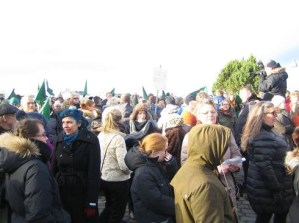 green protest 2