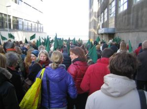 green protest 3