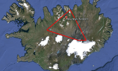 UPDATED: No-Fly Zone In Effect Over Holuhraun Eruption