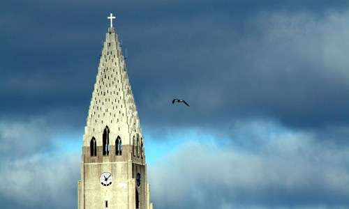 Finally The Church Bells Of Hallgrímskirkja Will Toll Once Again