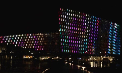 LAST CHANCE: You Can Paint Harpa From Your Computer