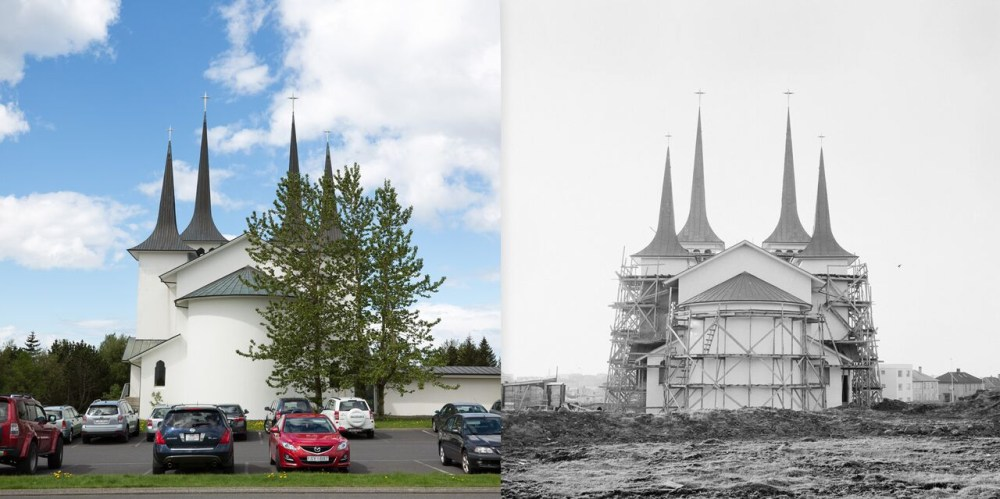 Reykjavík Of Yore: From Mundane To Watergate