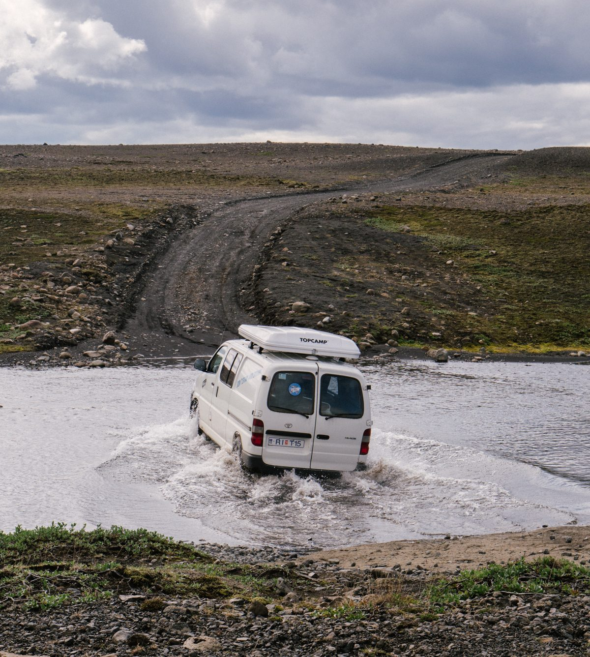 In Photos: Road Tripping Through The Icelandic Highlands