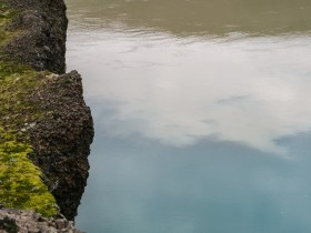 Vivid water