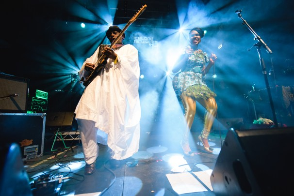 Ibibio Sound Machine - Iceland Airwaves Music Festival 2014