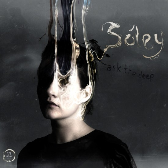 The cover of Sóley's new album