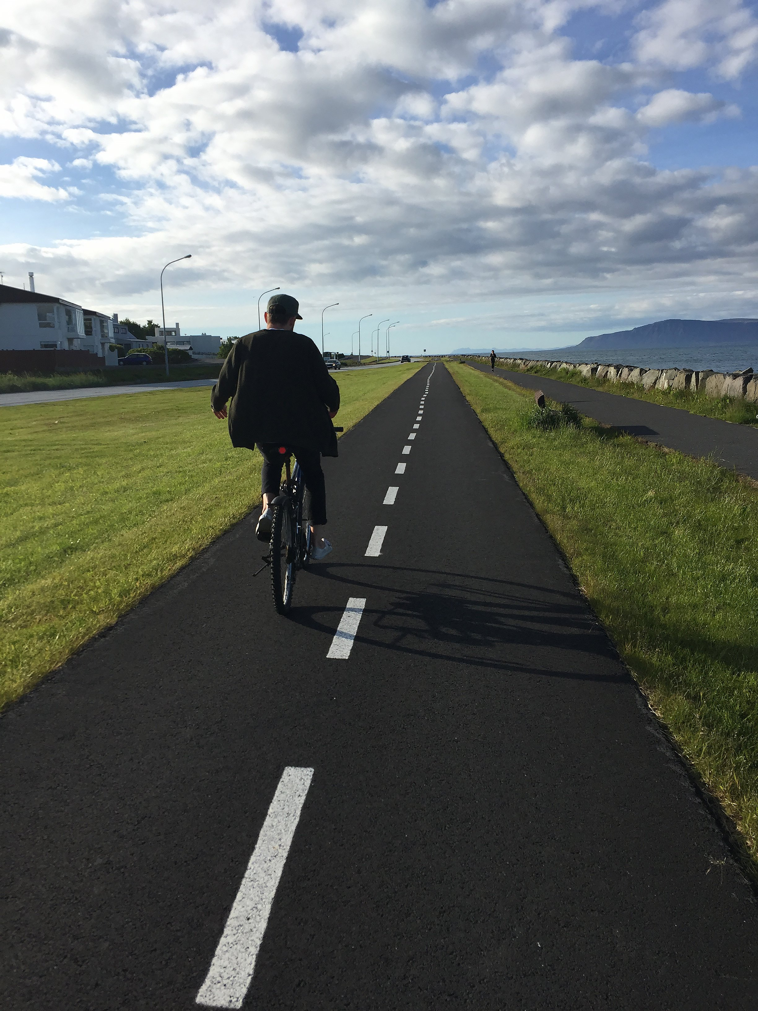 Road Trip: A Bike Ride Away From Paradise