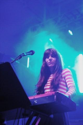 Julia Holter by Hörður Sveinsson