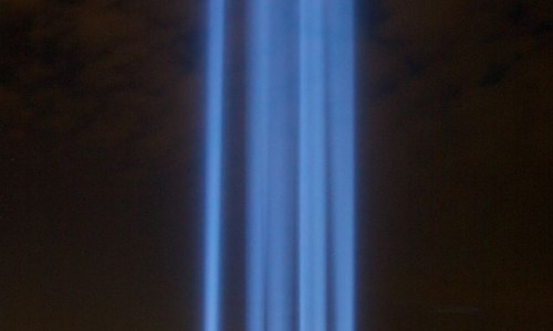 Record Numbers Turn Up For Imagine Peace Tower
