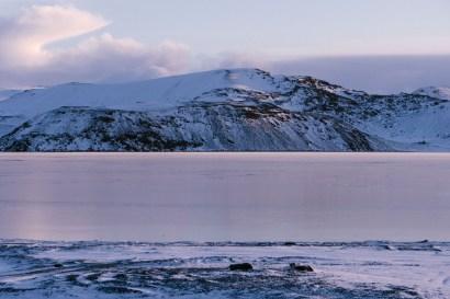Lake Kleifarvatn