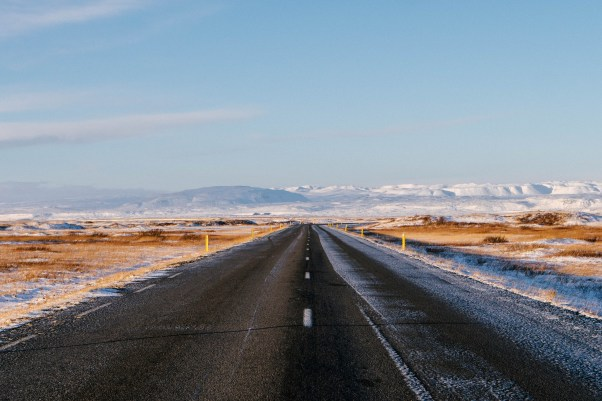 South Iceland road trip