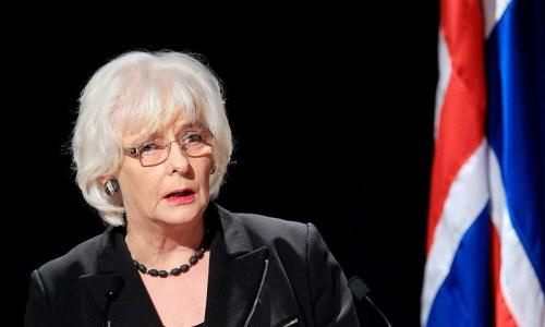 Former PM Opens Reykjavík Pride