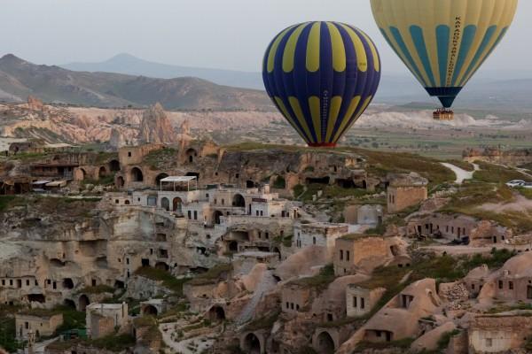 múm in Cappadocia by FD Kristján