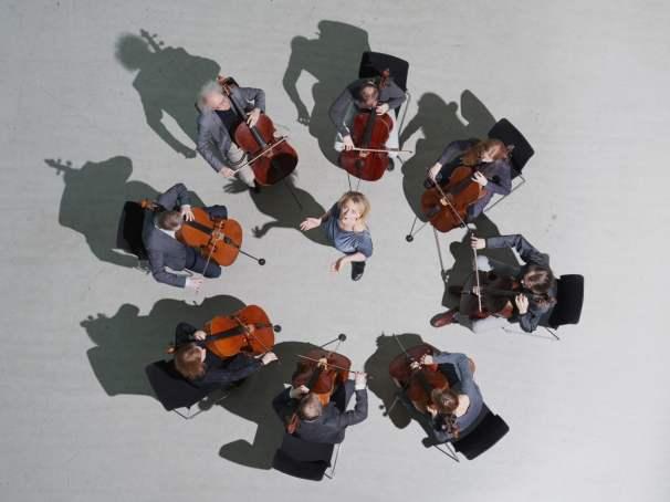cello, my hearts barometer