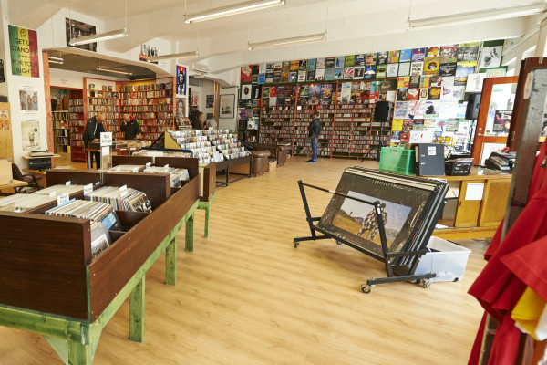 Best Record Store: Lucky Records