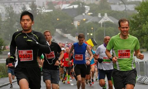 Record Sign Up For Reykjavík Marathon