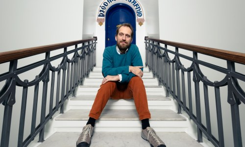 Markús Þór Andrésson On Curating 'Points of View' At The Culture House