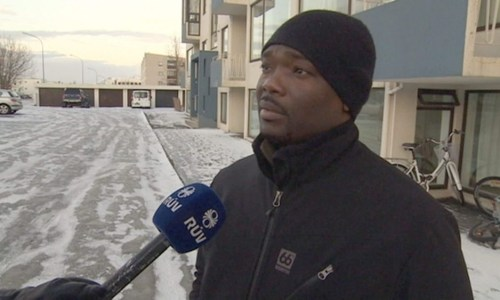 Martin Omolu Can Finally Stay In Iceland