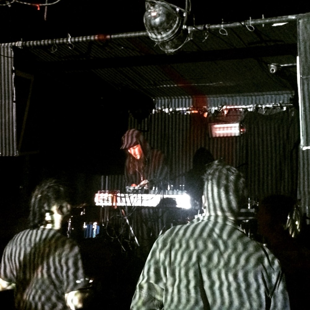 London: Good Moon Deer and M-Band Conquer A Pretentious Shoreditch Venue