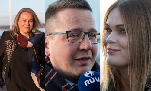 Big Changes In The Pipe For Iceland's Government
