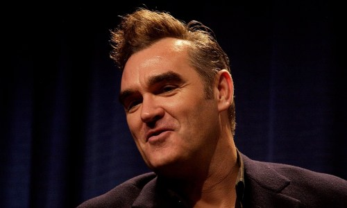 Morrissey Concert Not Actually Out Of The Question
