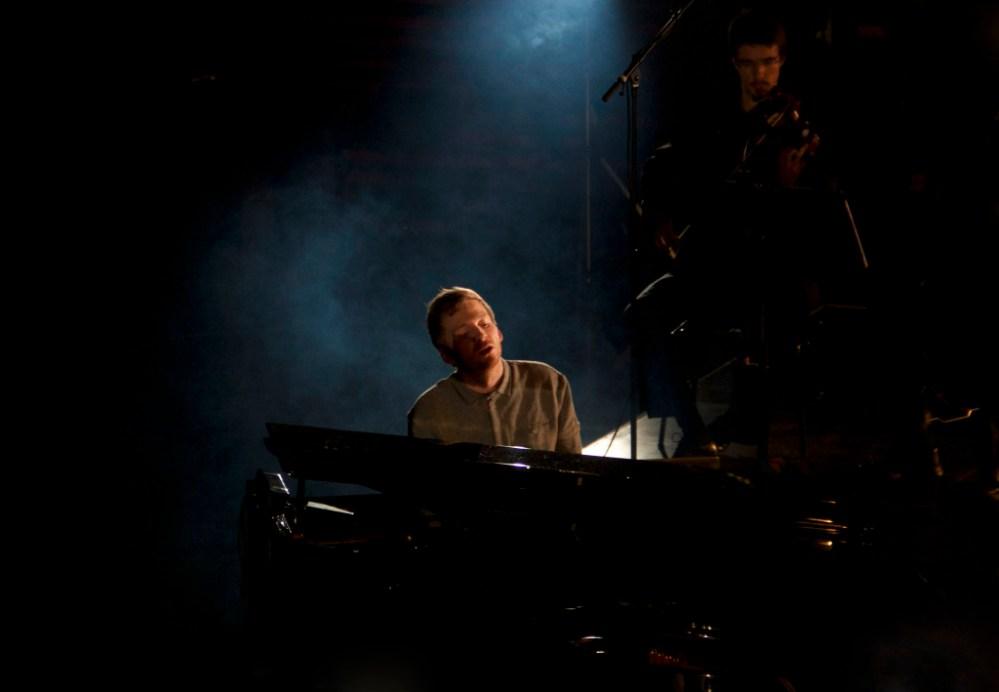 Ólafur Arnalds Draws Tears At Harpa Eldborg