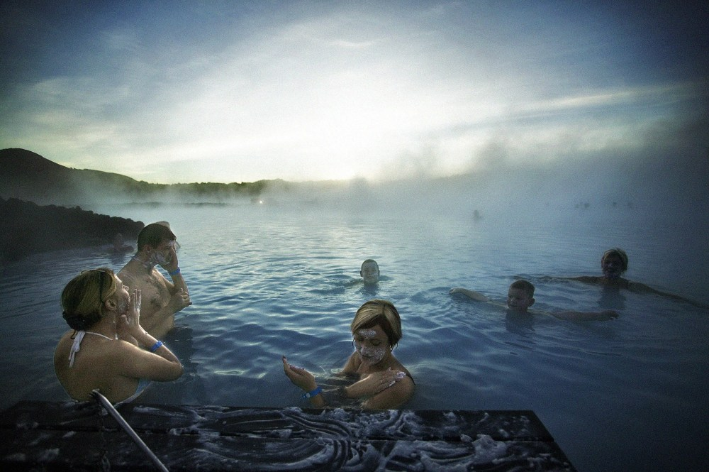 Ask A Dermatologist: Why Is The Water In The Blue Lagoon Good For Your Skin?