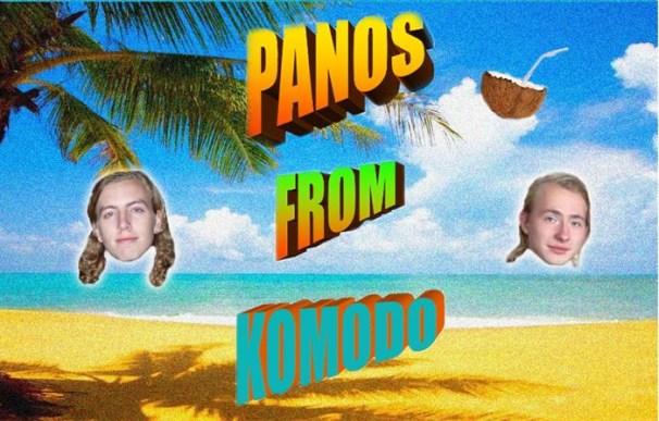 panos from komodo
