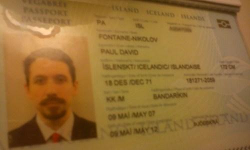Harriet Cardew Denied Passport Due To Name