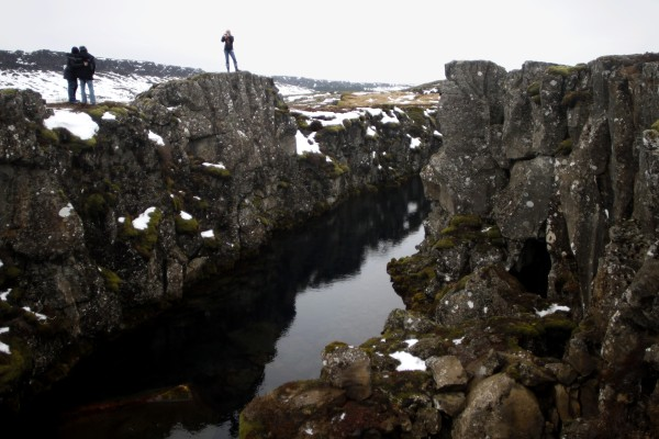 Thingvellir by Vanessa Schipani