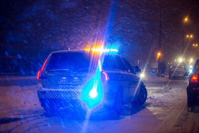 Three Dead In Traffic Accident In South Iceland - The