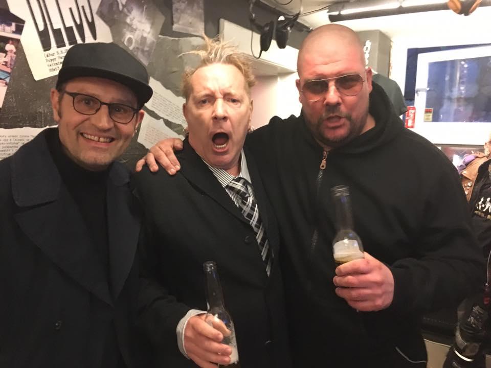 The Gandhi of Punk: Sex Pistols Singer Opens the Icelandic Punk Museum