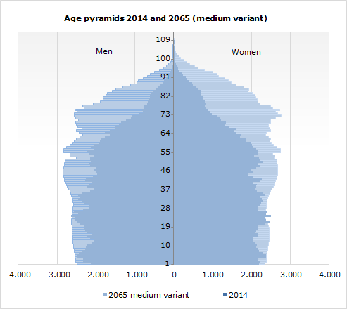 population pyramid statistics iceland