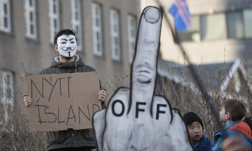 Keep Calm, Icelanders: You Are Not Leading A Global Democratic Revolution