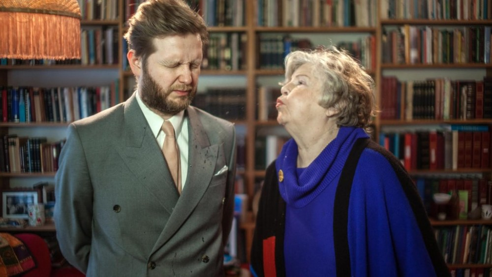 Opening Today: 'Me And My Mother' By Ragnar Kjartansson