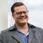 Ragnar Egilsson, Grapevine's food editor