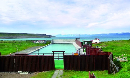 Thank God For Hot Water – The Reykjanes Pool And Some Of What Makes Life Bearable