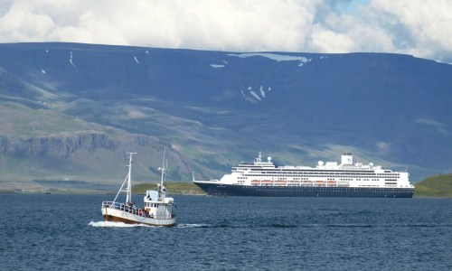 Significant Increase Of Cruise Ships To Iceland Expected