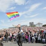 reykjavik pride parade by alísa kalyanova
