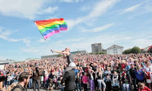 Icelanders In Search Of Neologisms For LGBTQAI+ Contexts