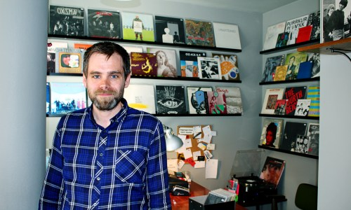 Vinyl Dreams Lead To Lots Of Local Love