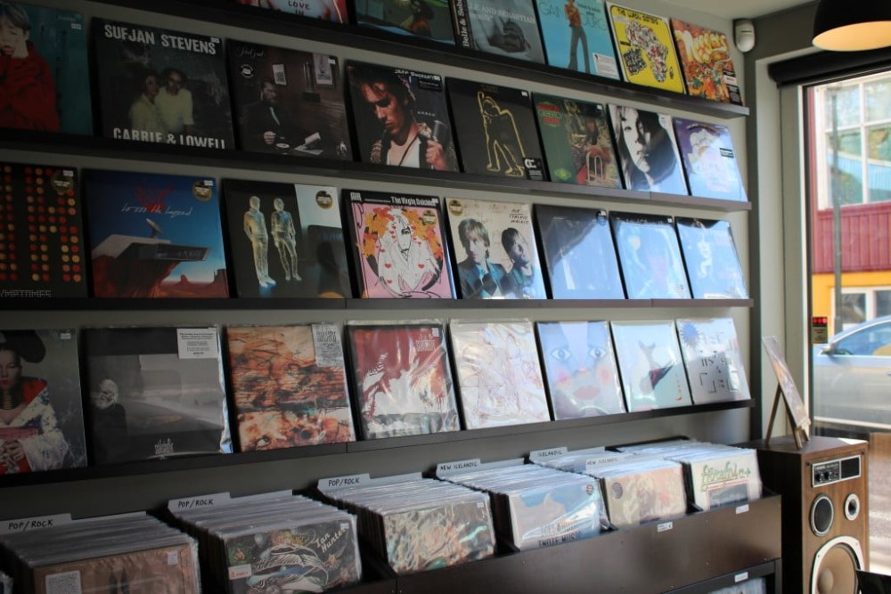 Grapevine's Best Of 2016: Best Record Store