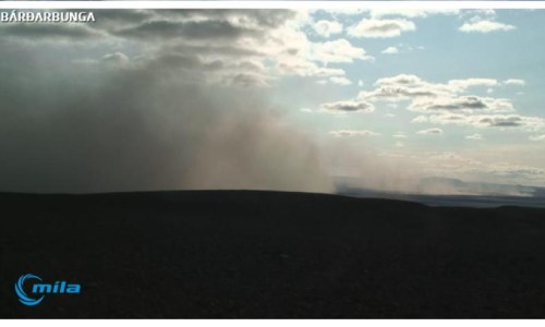 Scientists Disagree With Met Office, Say No Eruption