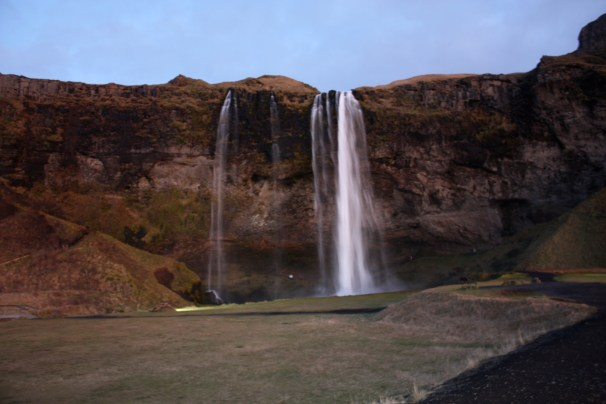 Louise Peterson seljalandsfoss